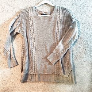 Taupe American Eagle Sweater